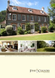 'sandy hills house' | Winchester road | shedfield ... - Fine & Country