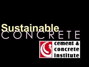 Concrete - Alive2green