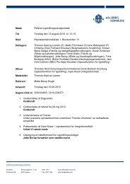 Møde Referat Ligestillingsudvalgsmøde Tid Torsdag den 12.august ...
