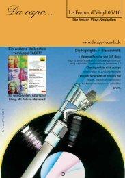 Le Forum 05/2010 - Da capo
