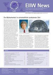 Ausgabe 2010 - EIIW