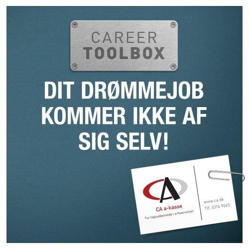 Career Toolbox - CA a-kasse