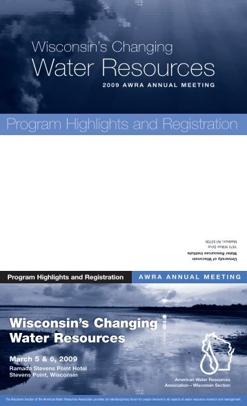 Conference Registration Information and Mail-in Form