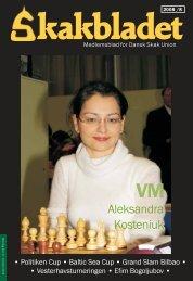 Aleksandra Kosteniuk - Dansk Skak Union