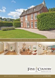 fineandcountry.com Chelston Cottage   old Mill ... - Fine & Country