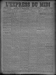 21 Mai 1908 - Bibliothèque de Toulouse