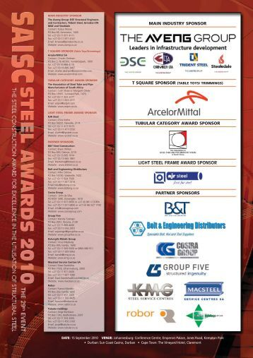 Steel Awards 2010