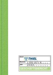 Geschäftsbericht 2005 - Logwin AG