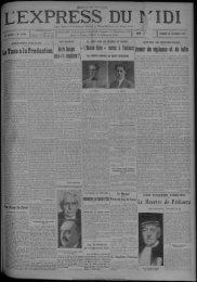 22 octobre 1927 - Bibliothèque de Toulouse