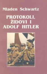 hitler, židovi i protokoli