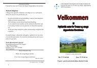Informasjonsfolder - Universitetssykehuset Nord-Norge