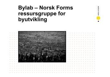 Bylab - Norsk Form