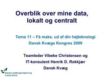 Tema 11: Få maks. ud af din højteknologi - LandbrugsInfo