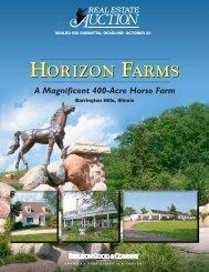 HORIZON FARMS HORIZON FARMS - Ubertor