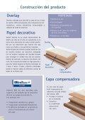 Suelos Laminados - GRUPO LOBER - Page 4