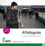 Affaldsguide - AVV