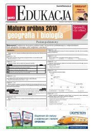 geografia i biologia - Gazeta.pl