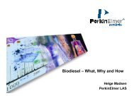 Biodiesel – What, Why and How