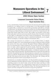 30955 DEFENCE Mitchell Essay 02 - Royal Australian Navy