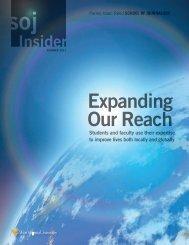 Expanding Our Reach - West Virginia University