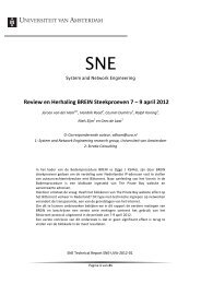 Review en Herhaling BREIN Steekproeven 7 – 9 april 2012