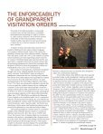 tHe enFoRCeaBiLitY oF GRanDPaRent Visitation oRDeRs - Page 3