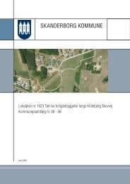 Lokalplan nr. 1023 - Skanderborg Kommune