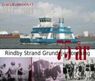 Forside - Bagside - Rindby Strand Grundejerforening