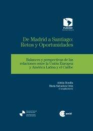 De Madrid a Santiago: Retos y Oportunidades - Facultad ...