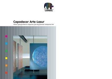 Arte-Lasur - от Caparol