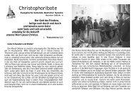 Christophoribote November 2005/Nr. 8 - Breslau