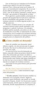 ¿CÓMO UTILIZO LA CORTE DE RECLAMOS MENORES? - Page 6