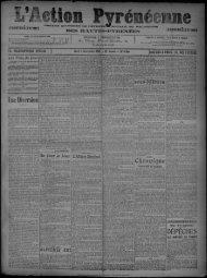 TELEGRAPHIQUE SPECIS Jeudi 4 Novembre 1909.