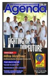April 2008 Newsletter - Latin American Agents Association