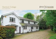 Shantock Cottage - Fine & Country