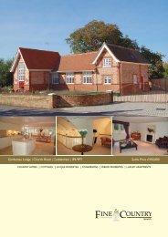 Gardemau Lodge | Church Road | Coddenham ... - Fine & Country