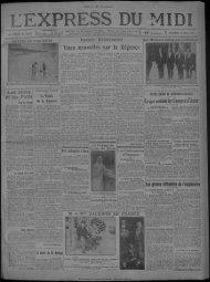 12 août 1931 - Bibliothèque de Toulouse
