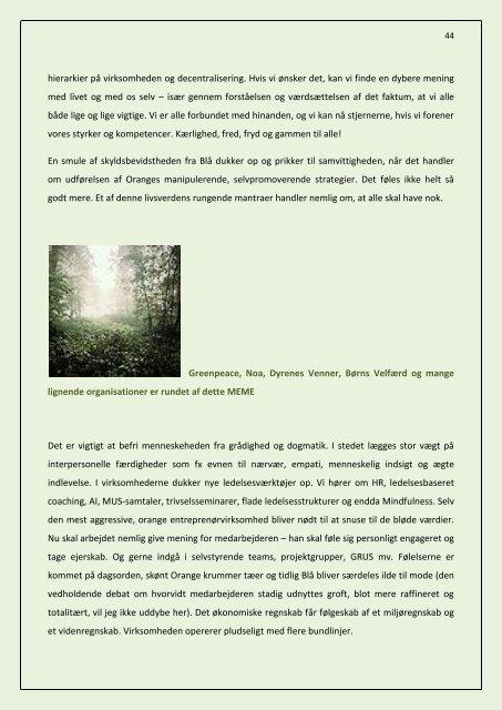 SPIRAL DYNAMICS - Mirror Mind
