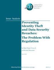 Preventing Identity Theft and Data Security Breaches - Competitive ...
