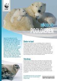 Pooldieren - Wereld Natuur Fonds