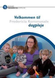 Velkommen til den kommunale dagpleje - Fredericia Kommune