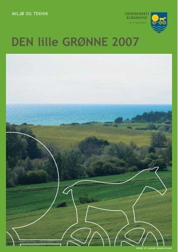 Den Lille Grønne 2007.pdf - gf-bakkely.dk