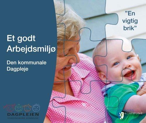 Et godt arbejdsmiljø - Vordingborg Kommune