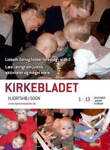 Klik her for at læse kirkebladet - Hjortshøj Kirke