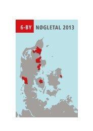 6-by nøgletalsrapport 2013 - Om kommunen - Randers Kommune