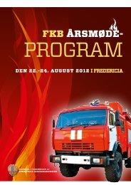 Program og udstilling - Foreningen af Kommunale Beredskabschefer