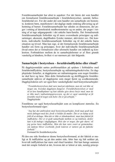 Udvikling og perspektiver - Center for Alternativ Samfundsanalyse