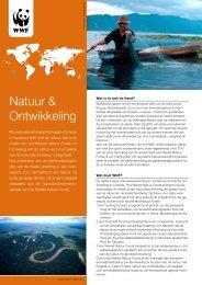 Natuur & Ontwikkeling - Wereld Natuur Fonds
