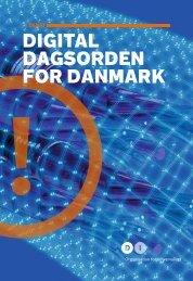 Publikation: En digital dagsorden for Danmark (pdf) - DI ITEK