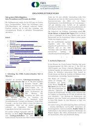 Newsletter 03/2010 - EMA